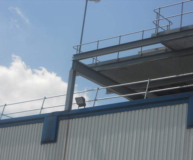 KeeGuard® Topfix has been installed at a new Procter & Gamble manufacturing plant in South Africa