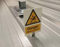 New Safety Signs Range