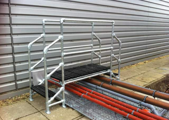 Providing Safe Access Over Any Rooftop Obstacle