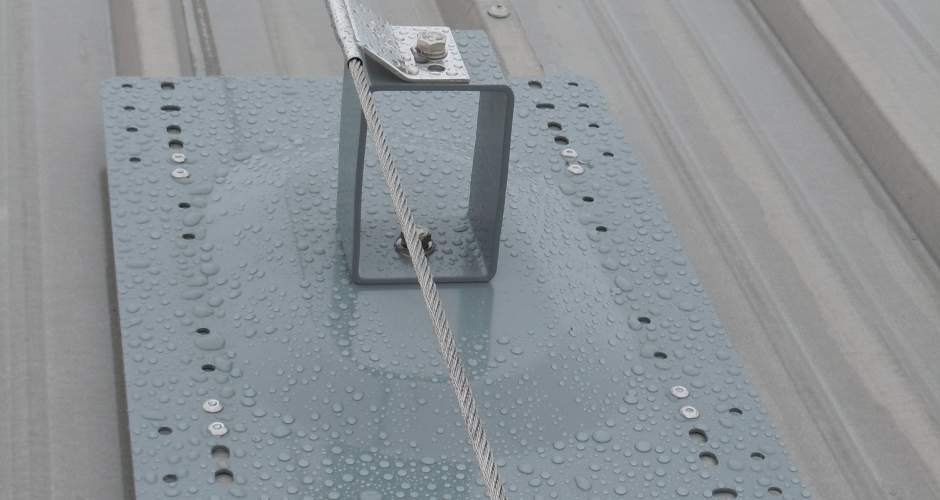 KeeLine for Roofs- metal profile roof