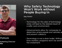 Chris Pollock Talks About the Use of Technology in Fall Protection