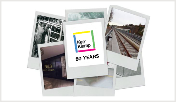 Kee Klamp Celebrates 80 Years