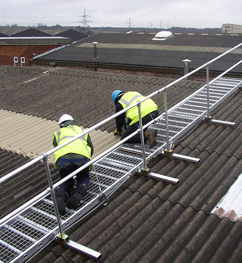 Roof Access Systems Kee Safety Uk