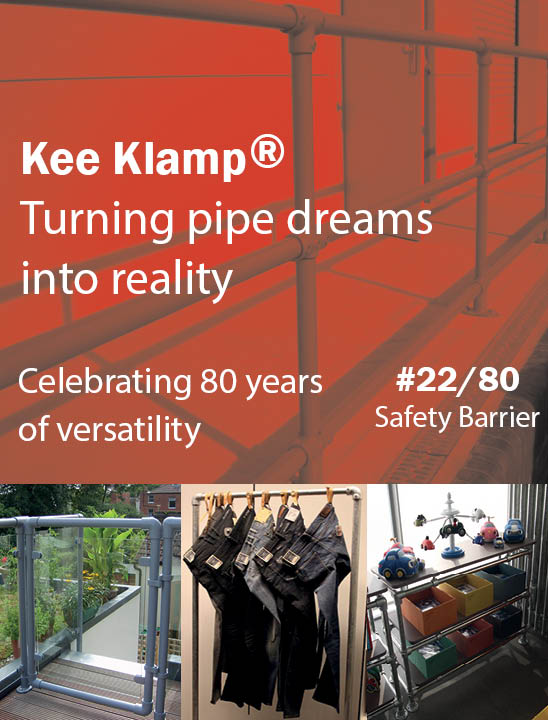 Kee Klamp - Turning pipe dreams into reality